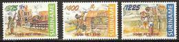 Suriname 1998 Voor het Kind MNH/**/Postfris