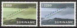 Suriname 1999 Coppename bridge, brug MNH/**/Postfris