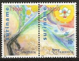 Suriname 1999 Upaep America  MNH/**/Postfris