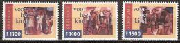 Suriname 1999 Voor het Kind  MNH/**/Postfris