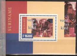 Suriname 1999 Blokje Voor het Kind. MNH/**/Postfris