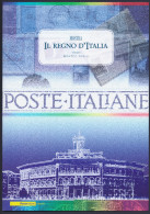 """2006 ITALIA REPUBBLICA """"MOSTRA FILATELICA IL REGNO D´ITALIA MONTECITORIO"""" FOLDER - Folder"""