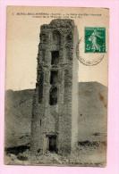 CPA - ALGERIE - 1910 - BORDJ-BOU-ARRERIDJ - La Kalâa Des Béni Hammad Minaret De La Mosquée - BC.1.061 - Autres Villes