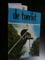 De Toerist 22 (03/11/1966): Zuid-Afrika, R Despicht, J Van Overstraeten, Hamblok - Revues & Journaux