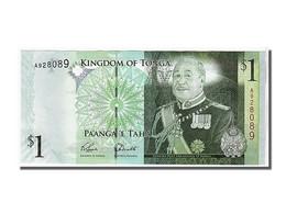 Tonga, 1 Pa'anga Type Roi Tupou V - Tonga