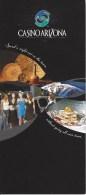 Casino Arizona - Multi-Page Brochure - Arizona USA - Casino Cards