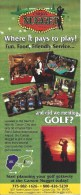 Carson Nugget Casino - Travel Info Card - Carson City, NV USA - Toeristische Brochures