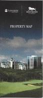 Foxwoods Casino - Property Map/Brochure - Mashantucket, CT USA - Casino Cards