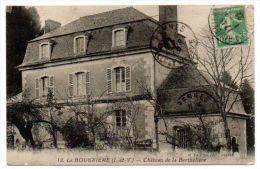 35 - Ile Et Vilaine /  LA BOUEXIERE  -- Château De La Berthelière. - Other Municipalities