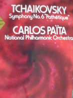 Tchaikovsky Symphony 6 Carlos Païta - Klassik