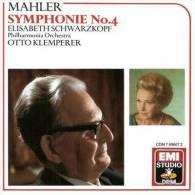 Mahler Symphonie 4 KLemperer - Klassik