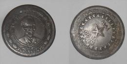 INDOCHINE Vietnam Ho Chi Minh Monnaie Viet Cong 1946 Pièce Deux 2 Dong Sécession Communiste Rebelle - Monnaies