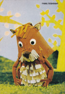 De Fabeltjeskrant Grote Kaart Gekarteld Jodokus De Marmot Jodocus - Fairy Tales, Popular Stories & Legends