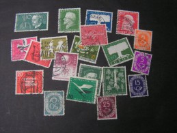 == BRD Lot - Lots & Kiloware (mixtures) - Max. 999 Stamps