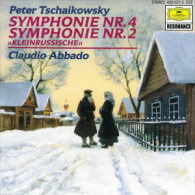 Tchaïkovski Symphonie 4 2 Petite Russie - Classical