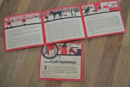 Le Petit Chaperon Rouge Chicoré La Sans Rivage Lot De 2 - Publicités