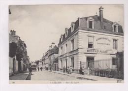 CPA DPT 89 AVALLON, RUE DE LYON En 1921!! - Avallon