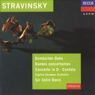 Stravinsky Dumberton Oaks - Classical