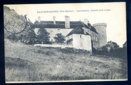Cpa Du 70 Ray Sur Saône -- Le Château , Façade Sud Ouest    FEV16 5 - Francia