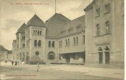 57 METZ HOTEL DES POSTES DE LA GARE MOSELLE - Metz