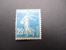 FRANCE - N° 140 Variété Impression Recto Verso - Petit Prix - A Voir - P 16276 - Curiosities: 1900-20 Mint/hinged