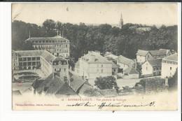 71 BOURBON LANCY VUE GENERALE DE SAINT LEGER - France