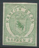 854 - BERN - Fiskalmarke - Steuermarken