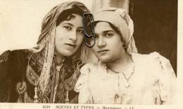 ALGERIE - SCENES ET TYPES - MAURESQUES - Algérie