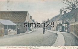 MILDENHALL - N° 47159 - HIGT STREET - Angleterre