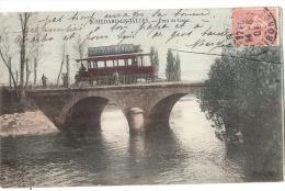 SAINT-MEDARD-EN-JALLES - Pont De Gajac -- Tramway  RARE En Colorisée TTB - France