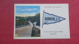 South Carolina> Bamberg ====    =========      = 78 - Non Classés