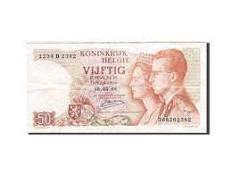Belgique, 50 Francs, 1966, KM:139, 1966-05-16, TB - [ 2] 1831-... : Reino De Bélgica