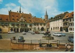 BARR La PLace De L'Hôtel De Ville - Francia