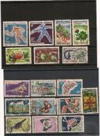 NOUVELLE CALÉDONIE Années 1963/69 Lot Oblitérés Côte: 36,00 € - Gebraucht