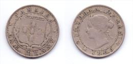 Jamaica 1 Penny 1885 - Jamaica