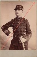 Photo Sur Carton Militaire 12èm ... - Guerre, Militaire