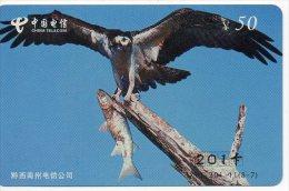 Aigle Rapace Oiseau Bird Télécarte Phonecard Telefonkarten J224 - Arenden & Roofvogels