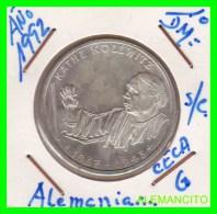 ALEMANIA  - BRD  - MONEDA DE 10 DM  PLATA  S/C  AÑO 1992-G - [10] Conmemorativas