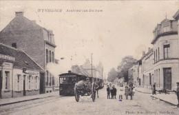 Wijnegem - Aankomst Van Den Tram - Wijnegem