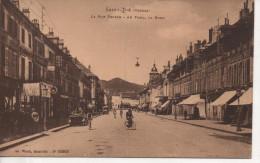 CPA - SAINT DIE - LA RUE THIERS - LA BURE - WEICK - 15562 - ANIMEE - Saint Die