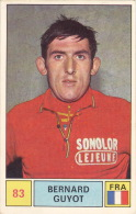 Cyclisme Wielrennen : Chromo PANINI SPRINT 71 - N°83 - Bernard Guyot - Cyclisme