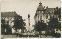Turnu Severin - Traian Statue And Park - Romania