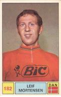 Cyclisme Wielrennen : Chromo PANINI SPRINT 71 - N°182 - Leif Mortensen - Cyclisme