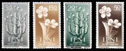 (03) Ifni   Flora /  Flowers / Fleurs / Blumen / Bloemen / 1956   * / Mh  Michel 157-60 - Ifni