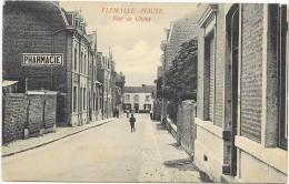 CPA - FLEMALLE  HAUTE  Rue De Chêne - Flémalle