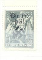 REICHENBERG - MAFFERSDORF 1938 MICHEL 133 (394)  MNH TBE SONDERMARKEN - Occupation 1938-45