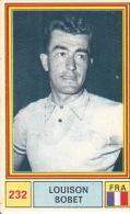 Cyclisme Wielrennen : Chromo PANINI SPRINT 71 - N°232 - Louison Bobet - Cyclisme