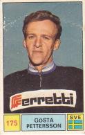 Cyclisme Wielrennen : Chromo PANINI SPRINT 71 - N°175 - Gösta Pettersson - Cyclisme