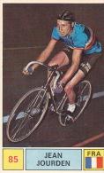 Cyclisme Wielrennen : Chromo PANINI SPRINT 71 - N°85 - Jean Jourden - Cyclisme
