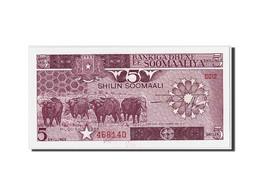 Somalie, 5 Shilin = 5 Shillings, 1986, KM:31b, Non Daté, NEUF - Somalia